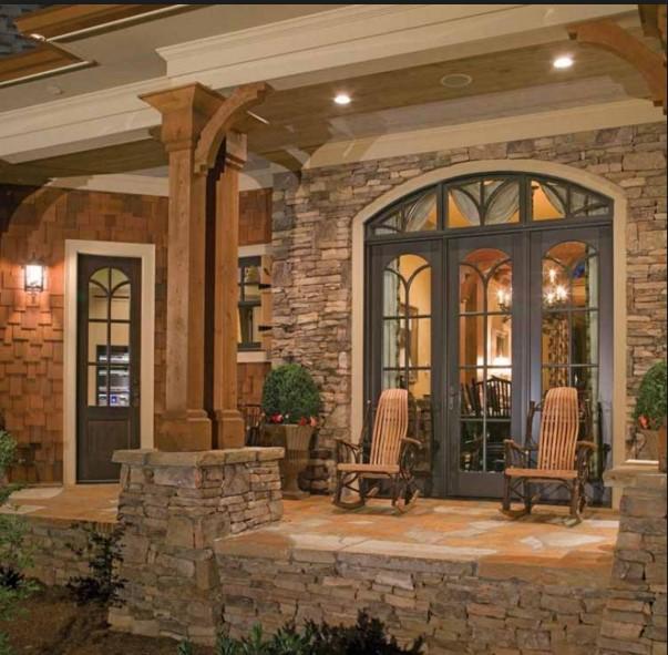Case stile country come arredare il tuo cottage di montagna for Nuove case in stile cottage