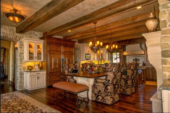 Case stile country come arredare il tuo cottage di montagna for Foto di case arredate