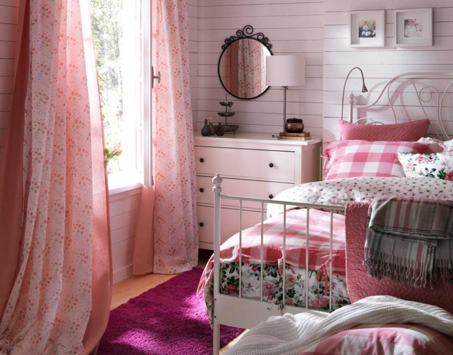 Camere da letto aponte - Letto shabby ikea ...