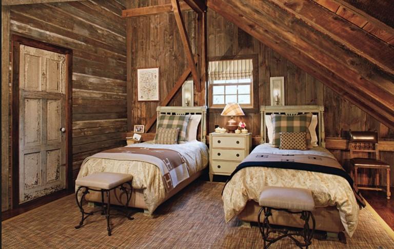 Case stile country come arredare il tuo cottage di montagna for Case modulari in stile bungalow