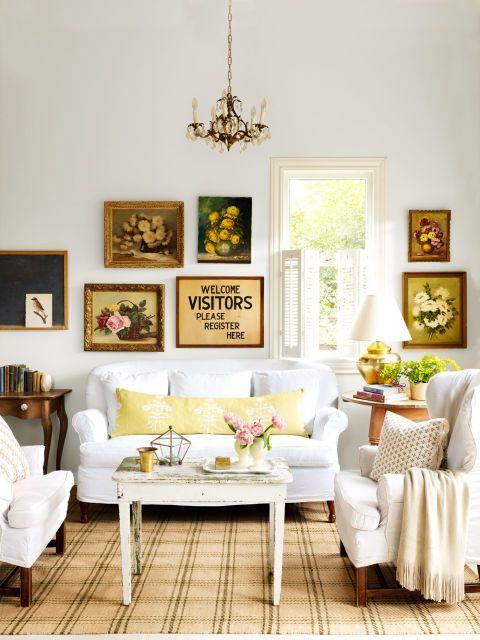 L 39 arredamento della casa di campagna in immagini for Piccoli disegni di casa lotto