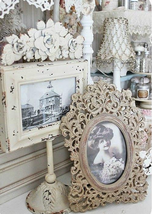 Favoloso Cornici shabby chic: le più belle per la tua casa SB41