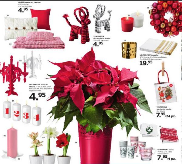 Decorazioni natalizie ikea 2015 spendi meno di 10 euro - Ikea decorazioni ...