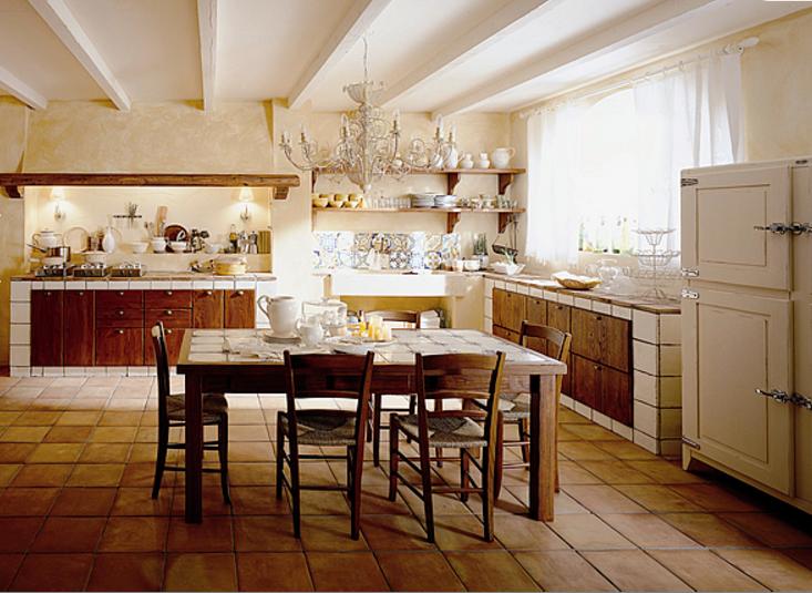 Segreti per arredare la tua cucina in stile shabby - Aurora cucine prezzi ...