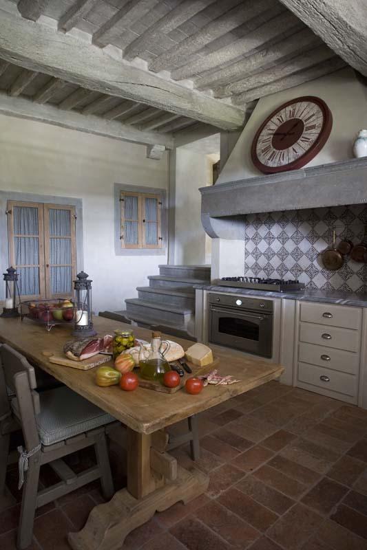 Casa provenzale in italia l 39 arredamento curato da lionetti for Provenzale arredamento