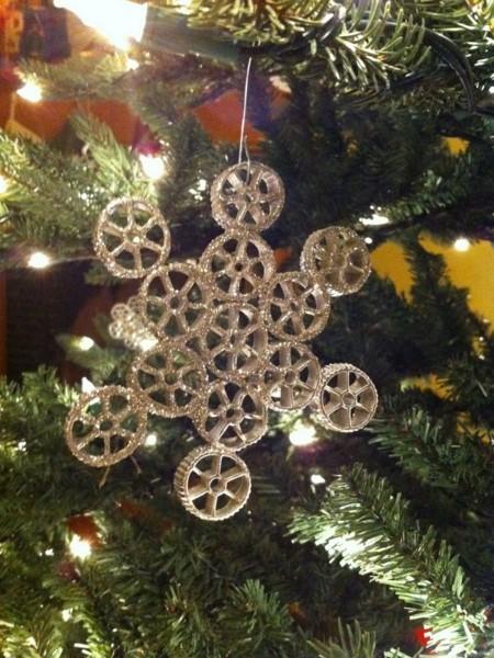 Decorazioni natalizie con la pasta da cucina mb75 pineglen for Decorazioni cucina fai da te