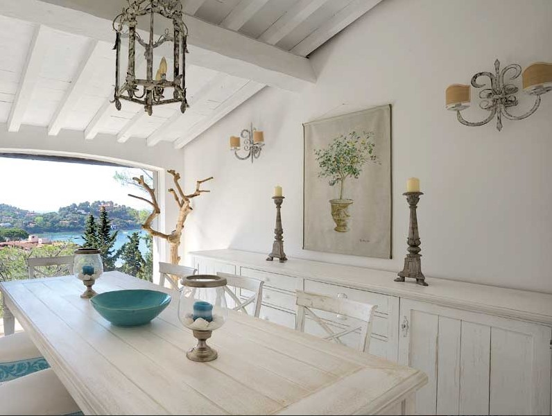 Arredamento provenzale una casa country ad amalfi for Case in stile country francese in vendita