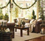 Arredo natalizio: idee per allestire la tua casa durante le feste salotto chic natalizio