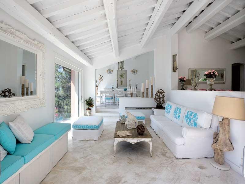 Arredamento provenzale una casa country ad amalfi for Arredare una villa
