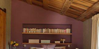 Casa rustica: un piccolo paradiso in Catalogna stanza letto