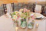 Decorare la tavola: qualche consiglio per farlo in stile shabby tavola romantica