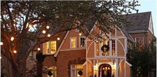 Casa stile Tudor