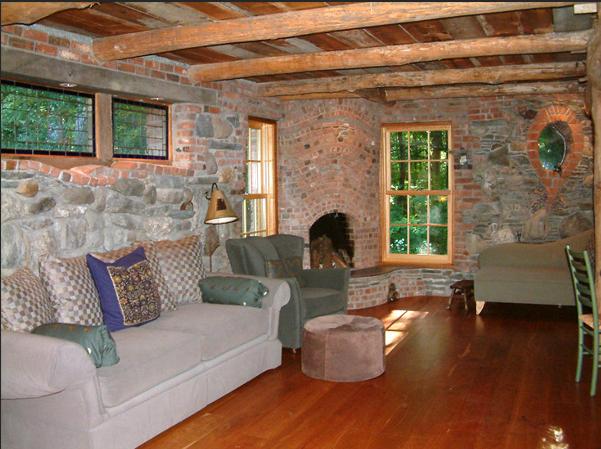 Cottage da sogno scopri gli interni di quello a rhinebeck for Case interni da sogno