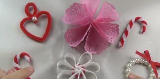 Natale shabby decorazioni fai da te