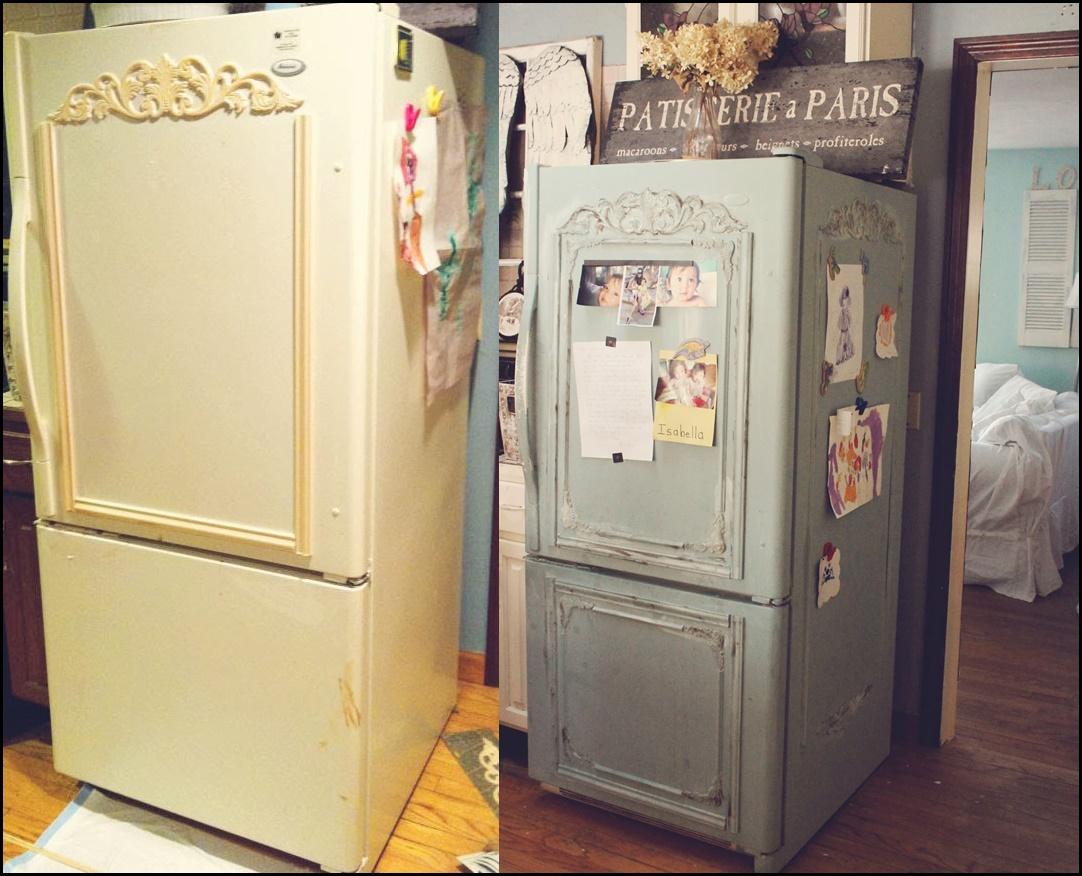 Ecco come trasformare il tuo vecchio frigorifero in un - Frigorifero da camera ...