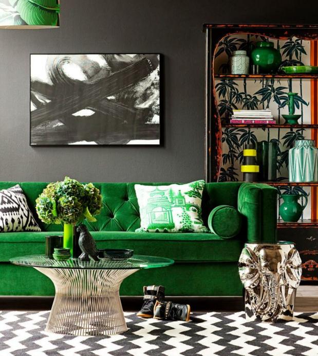 Decora la tua casa usando come abbinamento l 39 ottanio colore for Abbinamento colori arredamento