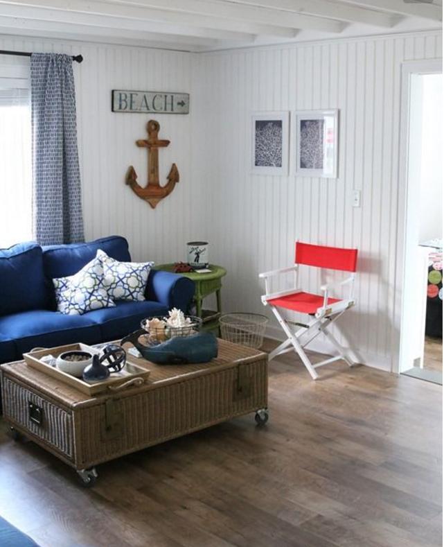 Beautiful arredamento stile marina ideas head for Casa stile marinaro