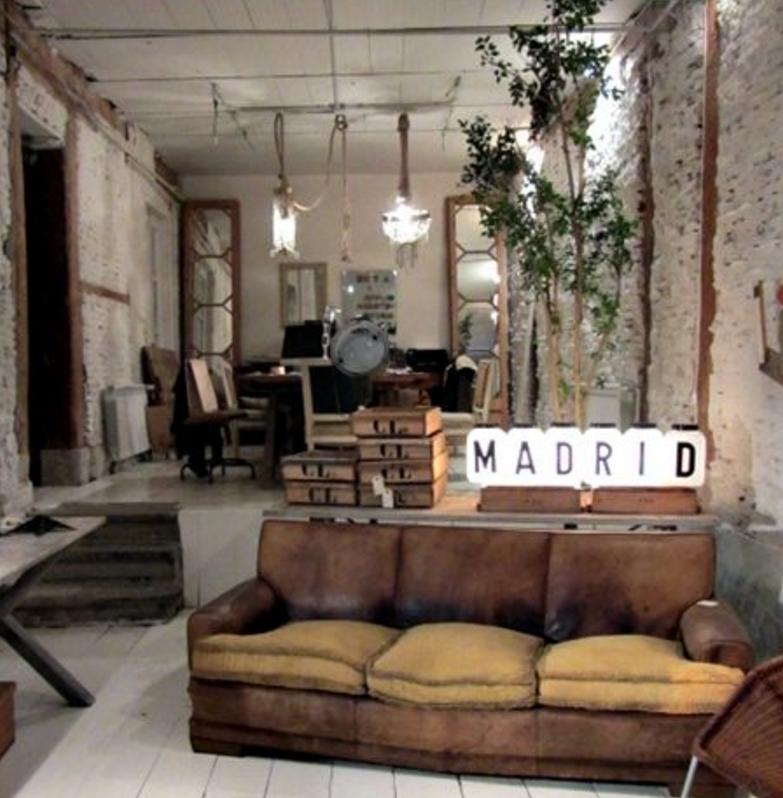 Arredare moderno e vintage oggi molto di tendenza - Arredamenti vintage casa ...