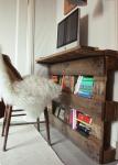 Arredo palllet: libreria