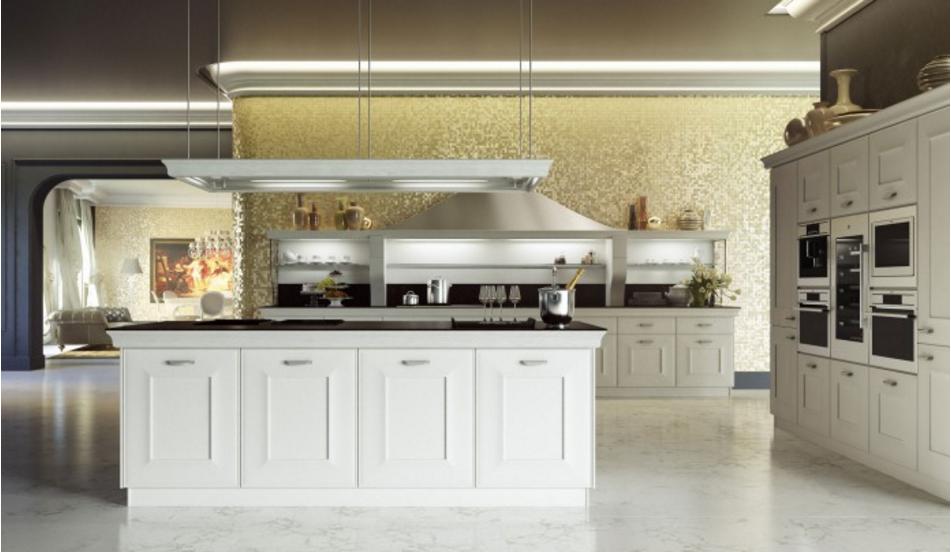 L\'azienda cucine Snaidero presenta le sue tre collezioni inedite