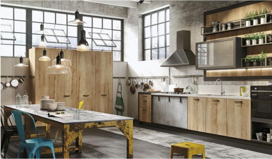 l'azienda cucine snaidero presenta le sue tre collezioni inedite - Aziende Cucine