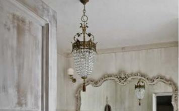 Bagni provenzale piastrelle: grigio