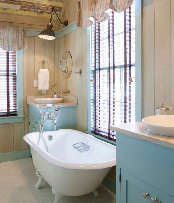 Piastrelle bagno stile inglese beautiful bagno legno - Mobili bagno stile inglese ...