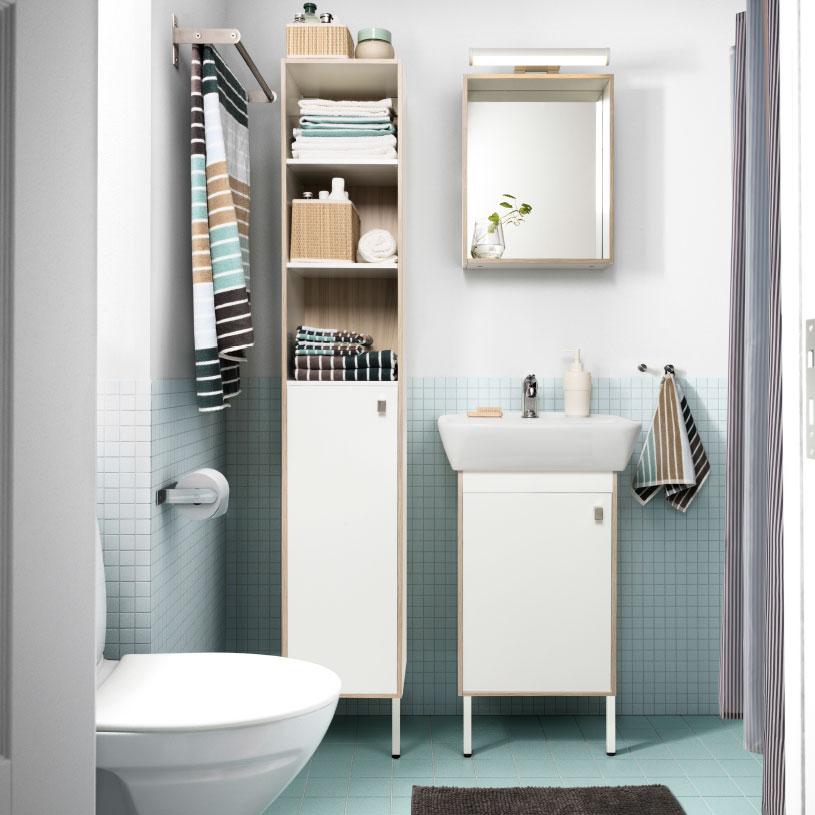 Idee shabby guardando i bagni ikea ecco cosa comprerei io - Ikea cestini bagno ...