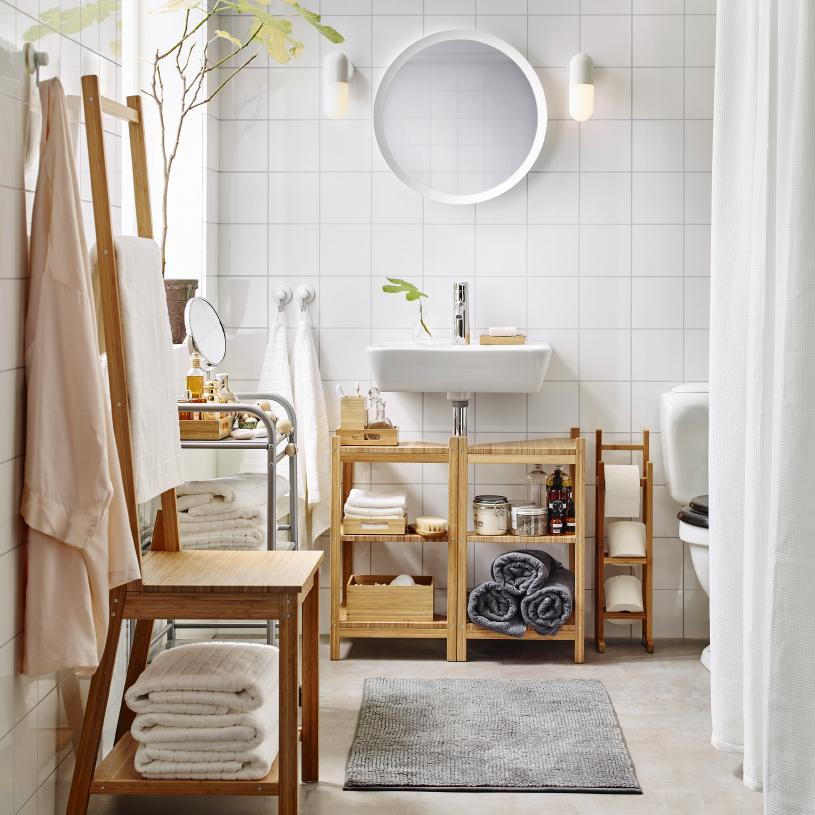 Idee shabby guardando i bagni Ikea: ecco cosa comprerei io e ...