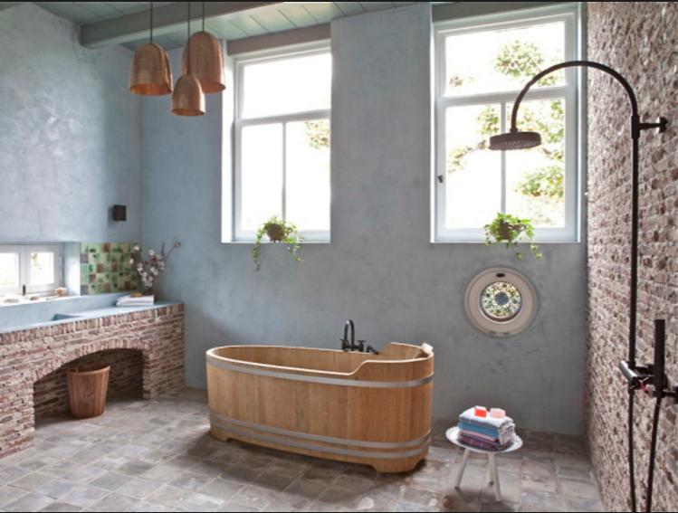 Bagni Rustici In Muratura Immagini : Come arredare un bagno in muratura piccolo