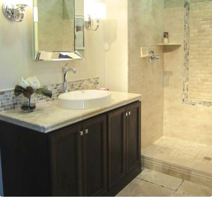 Arreda il tuo bagno con il travertino romano - Bagno in travertino ...