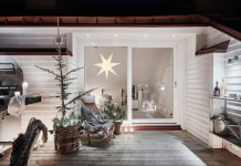 Sedie Decorate Per Natale : Sedie decorate per natale come addobbarle in stile shabby foto