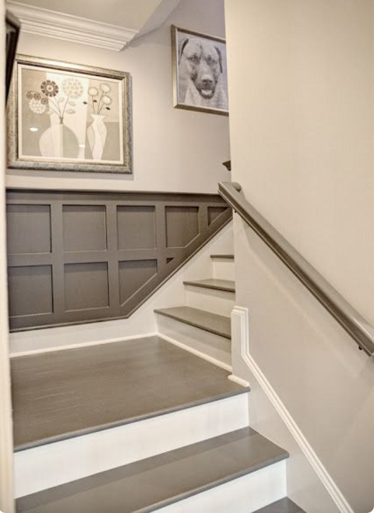 Scegli la boiserie in legno bianco per la tua casa in stile shabby