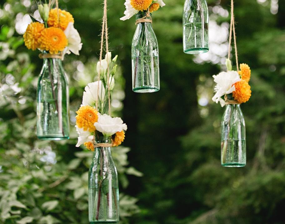 10 idee shabby originali per decorare il giardino senza - Idee per giardino senza erba ...
