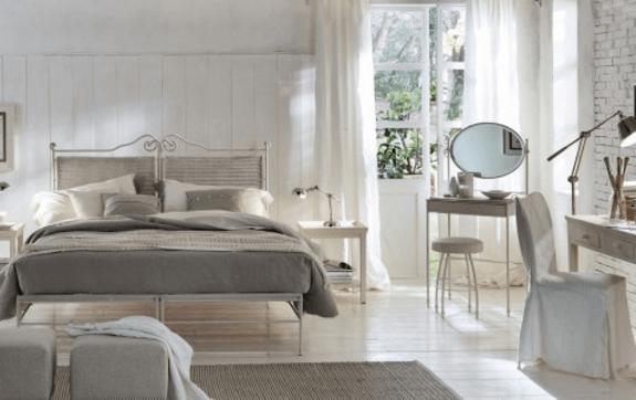 Consigli per arredare la tua camera da letto in stile for Camere da letto minimal chic