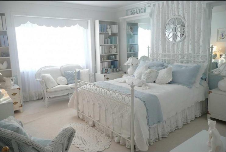 Camere da letto provenzali matrimoniali: le più suggestive