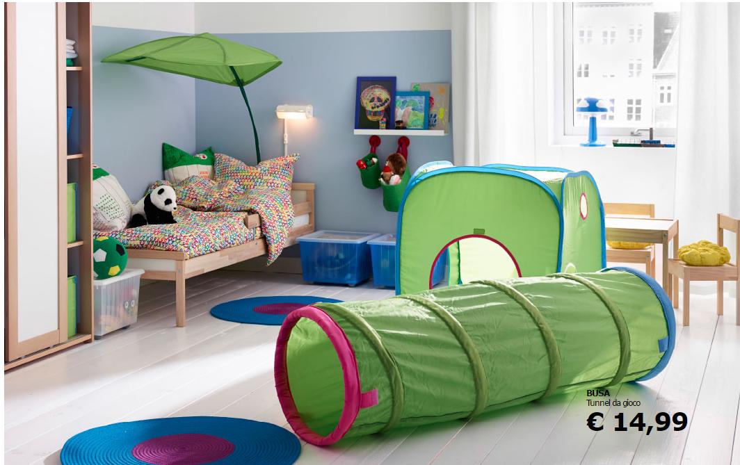 Le camerette per bambini ikea soddisfano le esigenze di grandi e piccini - Cameretta per bambini ikea ...