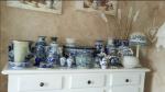 casa maura porcellana-bianca e blu