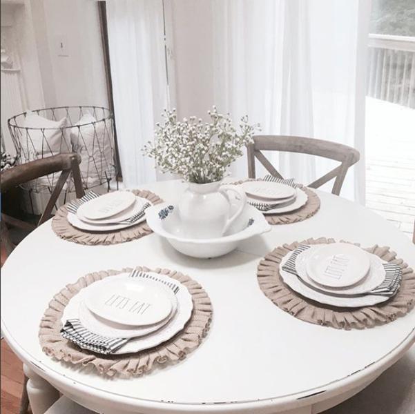 casa nancy tavolo tondo