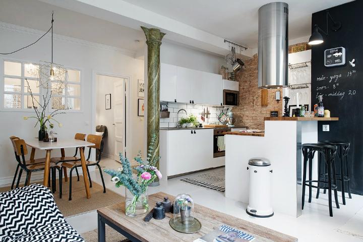 cucina soggiorno open space 20 mq: arredare cucina soggiorno open ... - Soggiorno Cucina Open Space 40 Mq