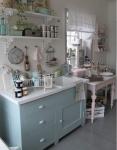 Casa shaby charme cucina
