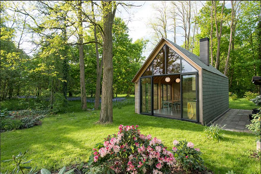 esistono eccome le case in legno moderne e sono incantevoli