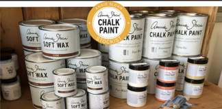 Chalk paint annie sloane