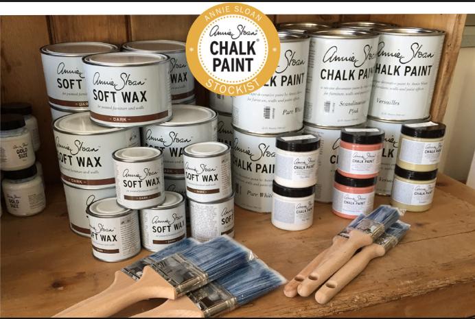 Come e perché scegliere la chalk paint di annie sloan