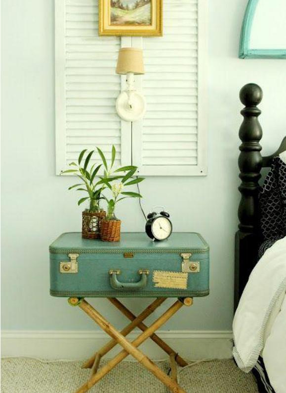 Arredare casa in stile vintage recuperando mobili della for Arredare tutta la casa