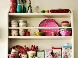 come arredare una casa vintage piattaia
