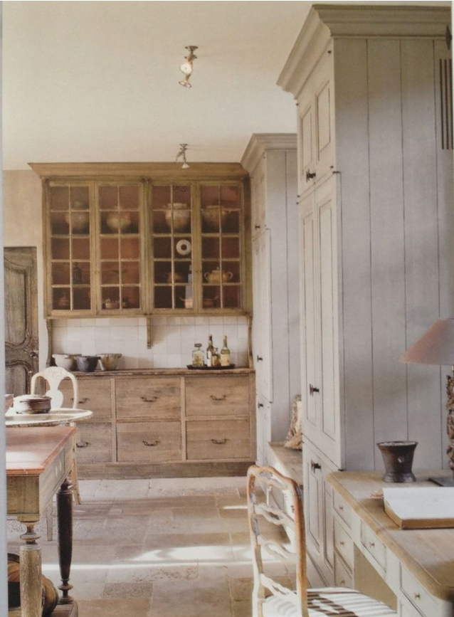Come arredare una cucina in stile country chic foto for Arredare in stile country