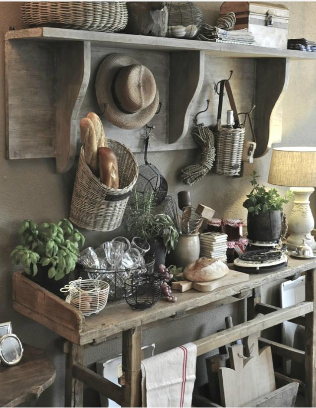 Come arredare la cucina cucina salone ambiente unico for Idee per arredare un trullo