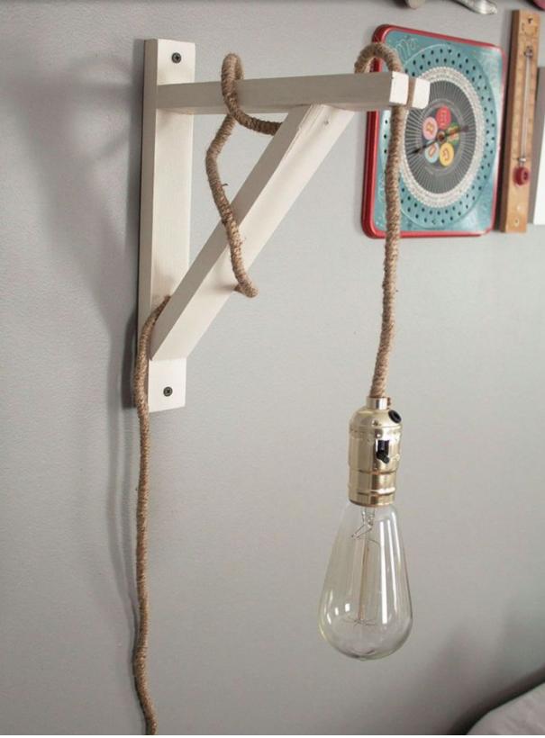 Come Realizzare Una Lampada Usando Solo Materiali Di Riciclo