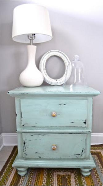 Awesome come verniciare comodino legno dopo with come dipingere un mobile - Verniciare i mobili della cucina ...